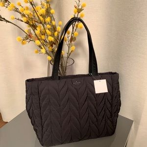 Kate Spade ♣️ Ellie Large Quilted Tote